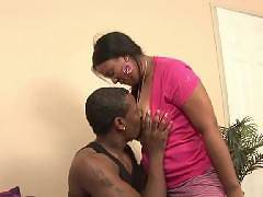 Lustful black bbw Janae Foxx and her fuck buddy move to another sexual position, the reverse cowgirl. Check her out as she makes the move to fuck in this scene. She wasted no time and rammed ebony cooter over a rock hard schlong, giving it an intense